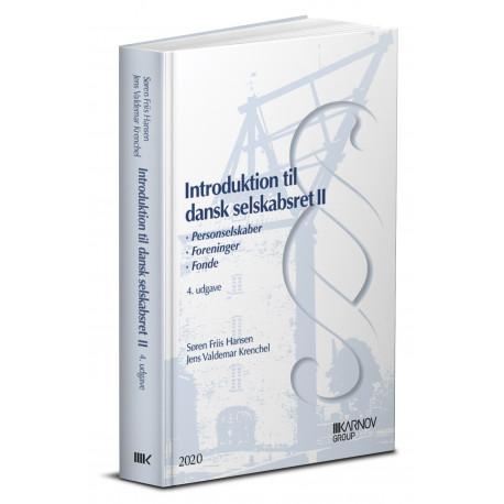 Introduktion til dansk selskabsret II: Personselskaber, foreninger, fonde