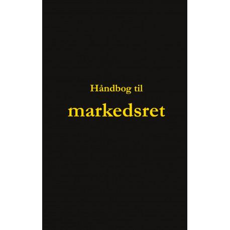 Håndbog til markedsret