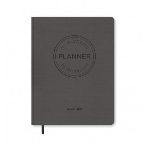 MY FAVORITE PLANNER 20/21 Varm grå: Kalender 20/21 / Varm grå