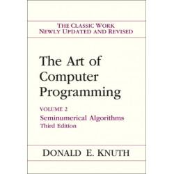 Art of Computer Programming, Volume 2: Seminumerical Algorithms