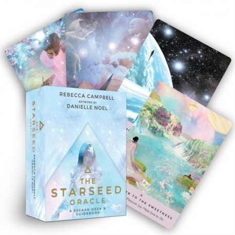 The Starseed Oracle: A 53-Card Deck and Guidebook