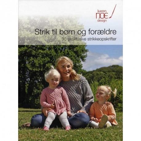 Strik til børn og forældre: 30 eksklusive strikkeopskrifter