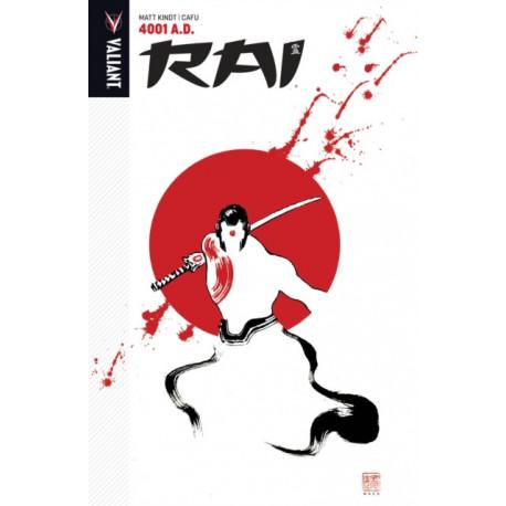 Rai Volume 4: 4001 A.D.