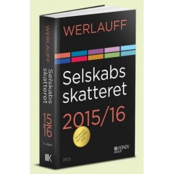 Selskabsskatteret 2015/16: Se ISBN 9788761938183