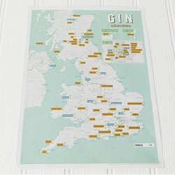 Gin Collect and Scratch Print