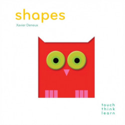 Touchthinklearn: Shapes