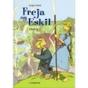 Freja og Eskil: oplæsningsbog, Læsebog