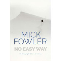 No Easy Way: The challenging life of the climbing taxman