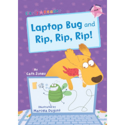 Laptop Bug and Rip, Rip, Rip!: (Pink Early Reader)