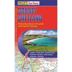 Philip's Orkney and Shetland: Leisure and Tourist Map 2020: Leisure and Tourist Map