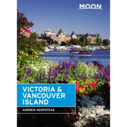Moon Victoria & Vancouver Island (Second Edition)