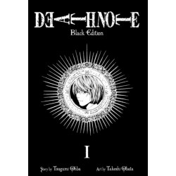 Death Note Black Edition, Vol. 1