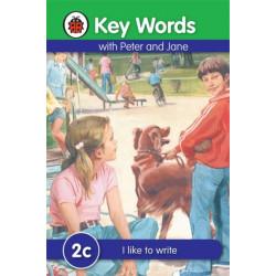 Key Words: 2c I like to write