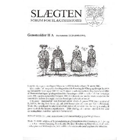 Gemmesider II A fra numrene 11-20 (1995-1999)