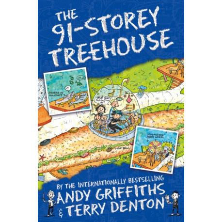 The 91-Storey Treehouse