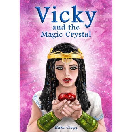 Vicky and the Magic Crystal
