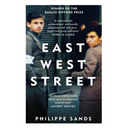 East West Street: Winner of the Baillie Gifford Prize