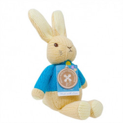 KNITTED PETER RABBIT
