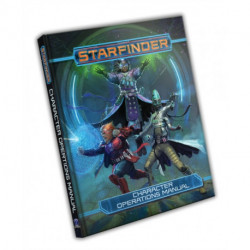 Starfinder RPG: Character Operations Manual