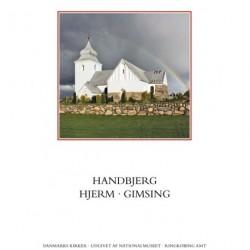 Danmarks kirker - Ringkøbing Amt - Kirkerne i Handbjerg, Hjerm, Gimsing (3. bind, hft. 21-22)