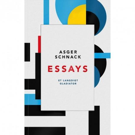 Essays: et langdigt - Lys og luft, Spejl og spor, Bål og brand, Vind og vejr