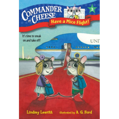 Commander in Cheese -3: Have a Mice Flight!