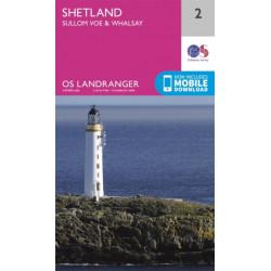 Shetland - Sullom Voe & Whalsay