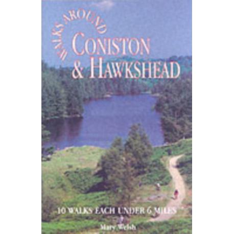 Coniston and Hawkshead Walks around
