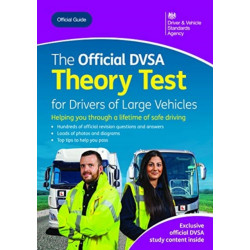 The official DVSA theory test for large vehicles