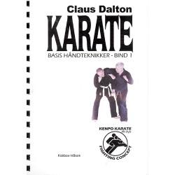 Karate: basis håndteknikker (Bind 1)