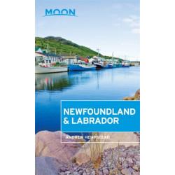 Moon Newfoundland & Labrador (First Edition)