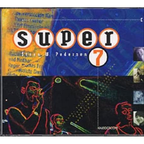 Super 7 (4 stk cd i box)