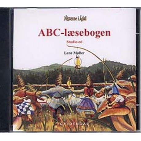 ABC-læsebogen (studie cd)