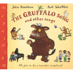 The Gruffalo Song and Other Songs Book and CD Pack