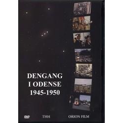 Dengang i Odense 1945-1950 DVD