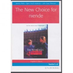 The New Choice for niende klasse - Teachers book