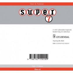 Super 7 - Elev CD: Sprog CD