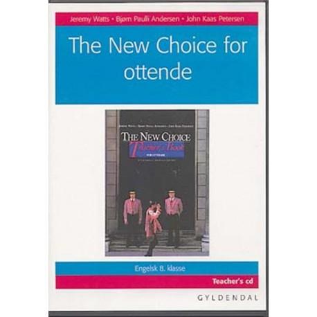 The New Choice for ottende klasse: Teachers book