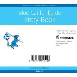 Blue cat for fjerde - Elev CD: Sprog CD