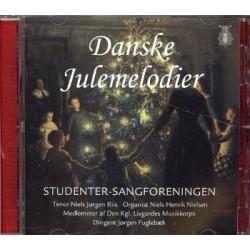 Danske Julemelodier
