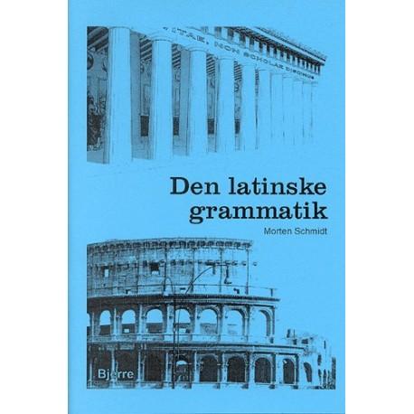 Den latinske grammatik
