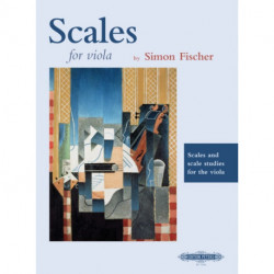 SCALES & SCALE STUDIES FOR VIOLA