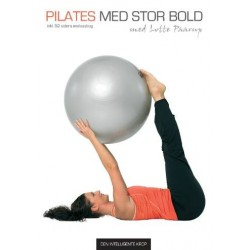 Pilates med stor bold DVD