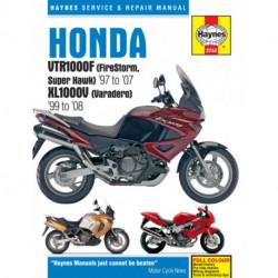 Honda VTR1000F (Firestorm, Superhawk) (97 - 08) & Xl1000V (Varadero) (99 - 08)