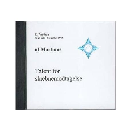 Talent for skæbnemodtagelse (CD 7)