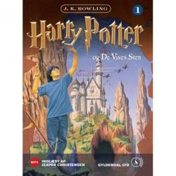 Harry Potter 1 - Harry Potter og De Vises Sten