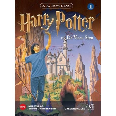 lydbøger harry potter gratis