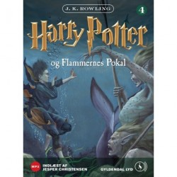 Harry Potter 4 - Harry Potter og Flammernes Pokal