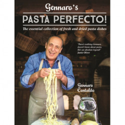 Gennaro's Pasta Perfecto!: The essential collection of fresh and dried pasta dishes