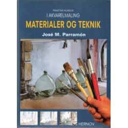 Materialer og teknik